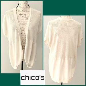 Chico's Sleeveless Tunic